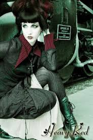 Interview: Wednesday Mourning, Gothic Model