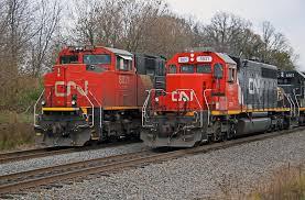 CN on Byron Hill | SD40-3s GTW 5931 and IC 6202 work as a he… | Flickr