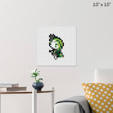 Meloetta Aria Wall Poster Build Your O
