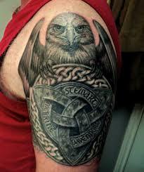 Azteckie Wzory Tattoos