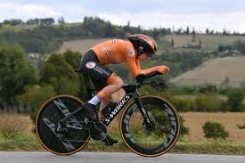 Anna van der Breggen takes elite women's time trial as Chloe Dygert crashes  out at Imola 2020 World Championships - Cycling Weekly - Flipboard