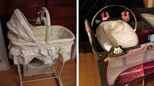 pack n play vs bassinet differences