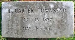 Elias Carter Townsend (1877-1953) - Find A Grave Memorial