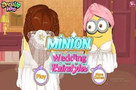minion wedding hairstyles make up