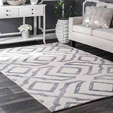 nuloom baggett hand looped wool rug