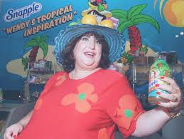 The Snapple Lady No More - Perez Hilton