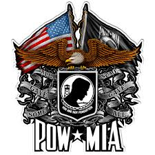 Bumper Window 3m Reflective Sticker Decal Pow Mia X D Flags New Choose 2 4 6 Ebay