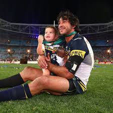 Daughter Frankie 2015 NRL Grand Final ...