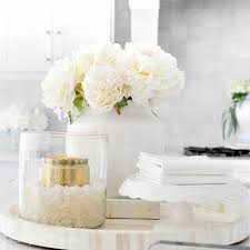 ideas for kitchen counter styling