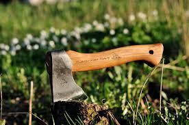 how john neeman made axe crafting y