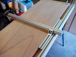 Diy Table Saw Fence System