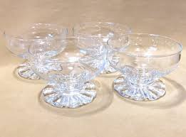 vintage mirage crown corning clear