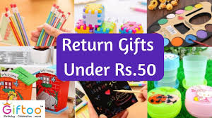 return gifts ideas under rs 50 for
