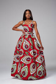 50 best african print dresses where