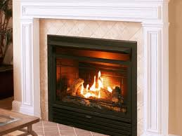 how to clean a gas fireplace