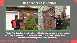 Residential Pest Control | Pest Control Albany NY in 2020 | Pest control  services, Pest control, Pest solutions