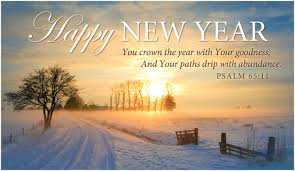 new years prayers blessings for your