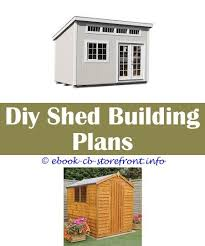 3x8 lean to shed plans modern shed