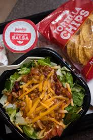 wendy s taco salad is back bring on