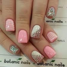 pretty nail art for short nails