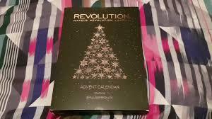 revolution make up advent calendar 2017
