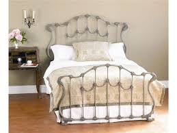 Wesley Allen Iron Beds Full Complete Hamilton Headboard and ...
