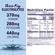 pedialyte electrolyte solution