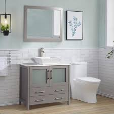 vessel bathroom vanities bath the