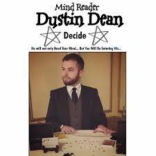 CNYTix.com | Dustin Dean - Decide