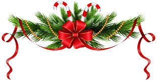 Christmas Pine Branches Decoration PNG Clip Art - Best WEB Clipart