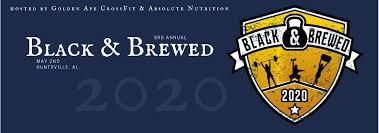 black brewed 2020