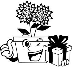 Amazon Com Usc Decals With Gift Dahlia Flower In The Mascot Stem Vector Image Black Set Of 2 Premium Waterproof Vinyl Decal Stickers For Laptop Phone Accessory Helmet Car Window Bumper Mug Tuber