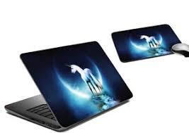 Unicorn Laptop Skin Mousepad Tattoo Vinyl Skins Sticker Decal Covers Ebay