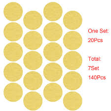 Easy Peel Stick Gold Wall Decal Dots Buy Online In Bermuda At Desertcart