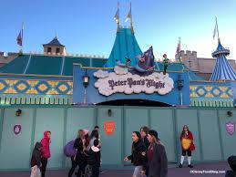 Disney World's Peter Pan Ride is Closed ...