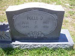 Polly Brooks (Dial) (1914 - 1974) - Genealogy