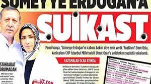 Sümeyye Erdoğan suikasti' davasına bakan hakimle ilgili yeni karar!