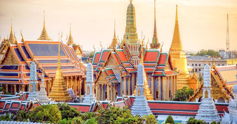Wat Pho, Thailand, Kuil di Thailand
