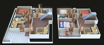 30 feet by feet 40 modern house plan