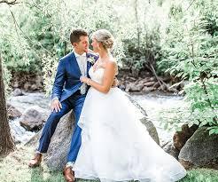 boulder creek by wedgewood weddings