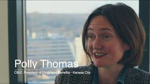 CBIZ: A Conversation with Polly Thomas - YouTube