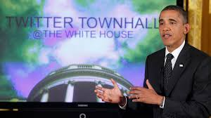 Obama's Useless Twitter Town Hall