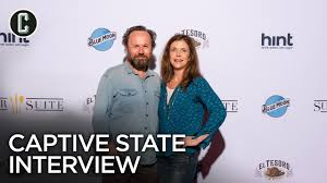 Captive State: Rupert Wyatt & Erica Beeney Intervew - YouTube