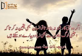 lovely quotes about love and friendship in urdu life quotes