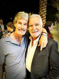 "Ronn Moss on Twitter: ""Got to see John McCook at a recent function. Always  a pleasure. #TheBayTheSeries… """