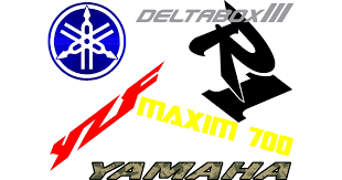 Custom Yamaha Decals And Yamaha Stickers Any Size Color