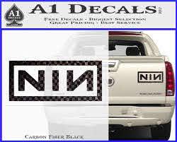 Nine Inch Nails Nin Logo Vinyl Decal Sticker A1 Decals