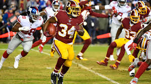 Redskins activate running back Byron Marshall for Week 11, release ...