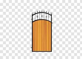Gate Fence Garden Wrought Iron The Home Depot Transparent Png