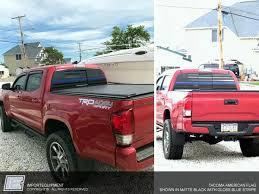Toyota Tacoma American Flag Rear Window Decal 2016 Importequipment